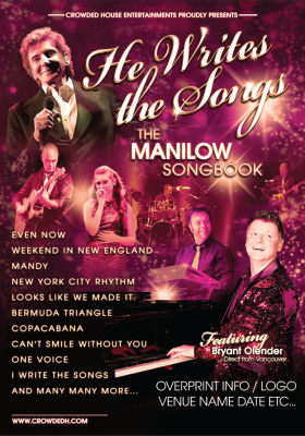 He Writes the Songs - The Manilow Songbook