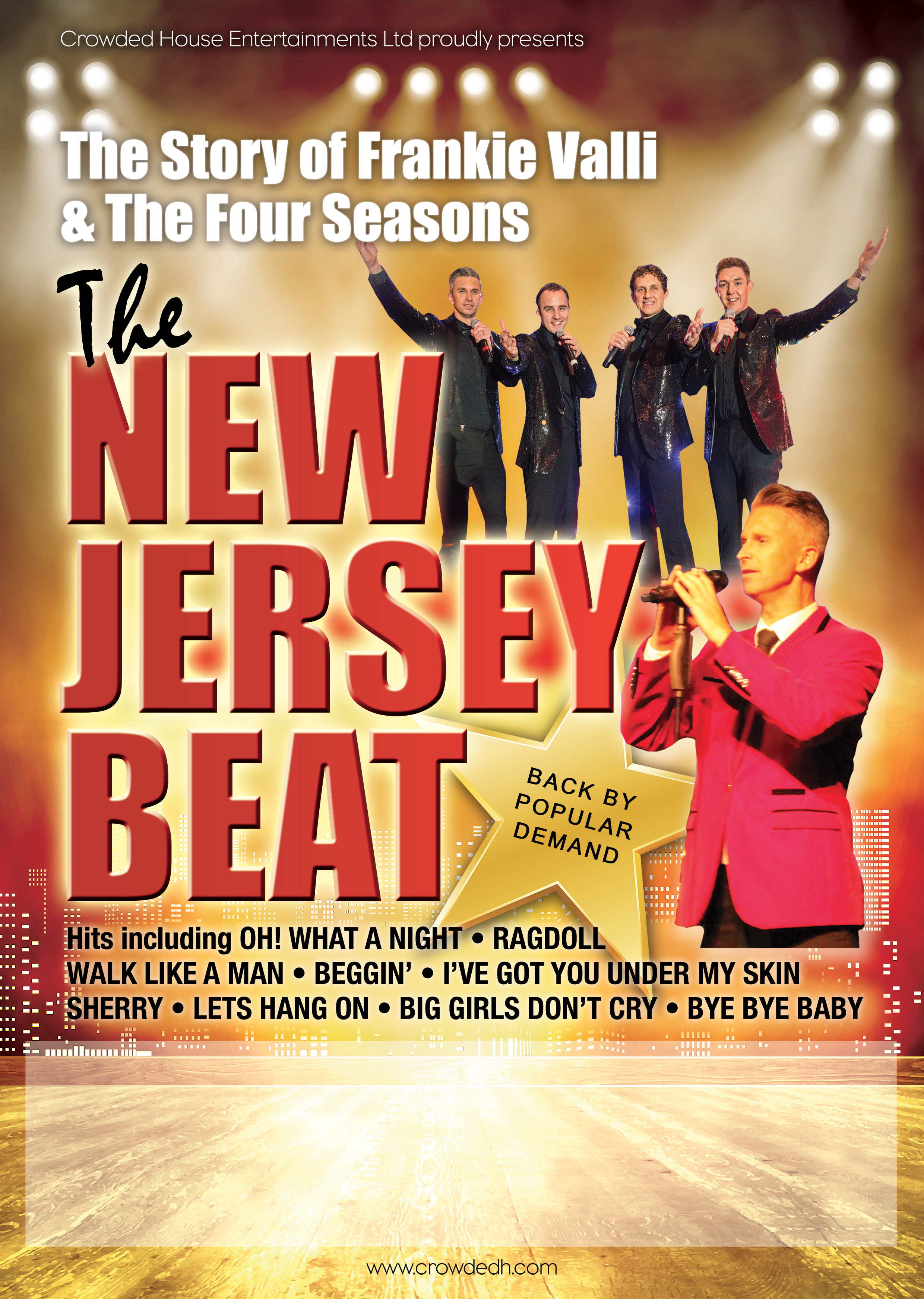 NEW The New Jersey Beat